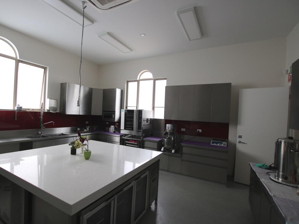 Design field interiors hospitality refit