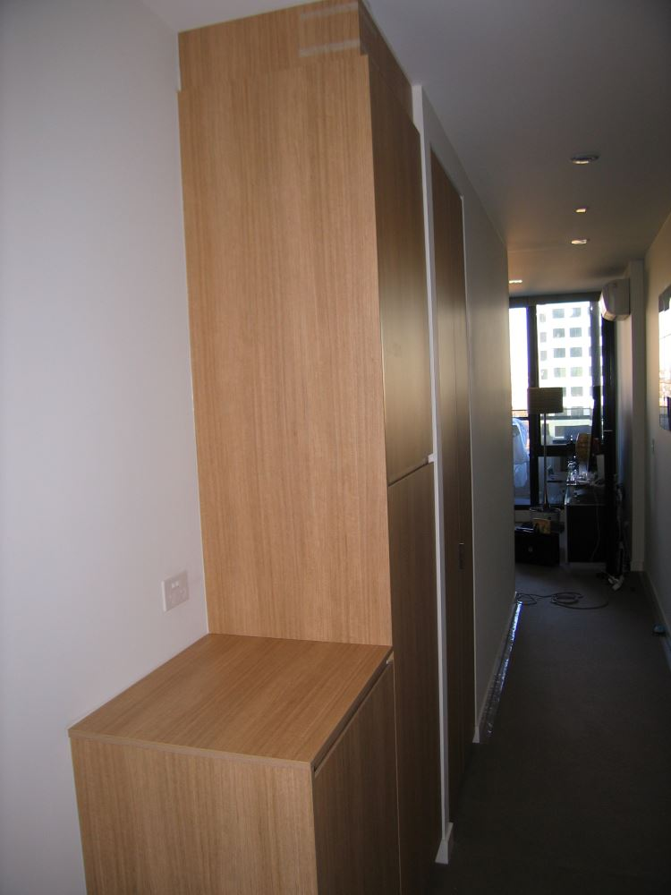 Designer Field Interiors Toorak Road domestic cabinetry