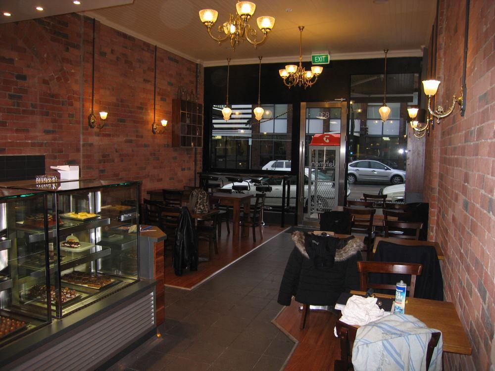 coffee shops and restaurants design St. Kilda