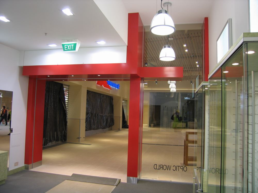 Complete Shop & Office Fitout Berwick