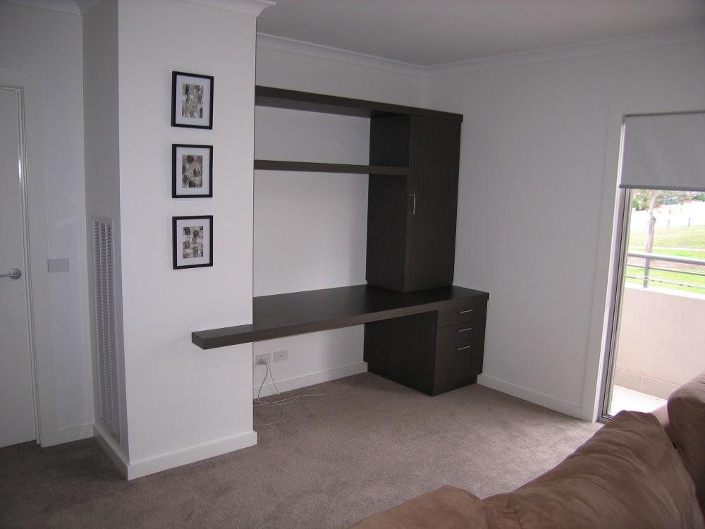design field interiors domestic shelving unit fitout30