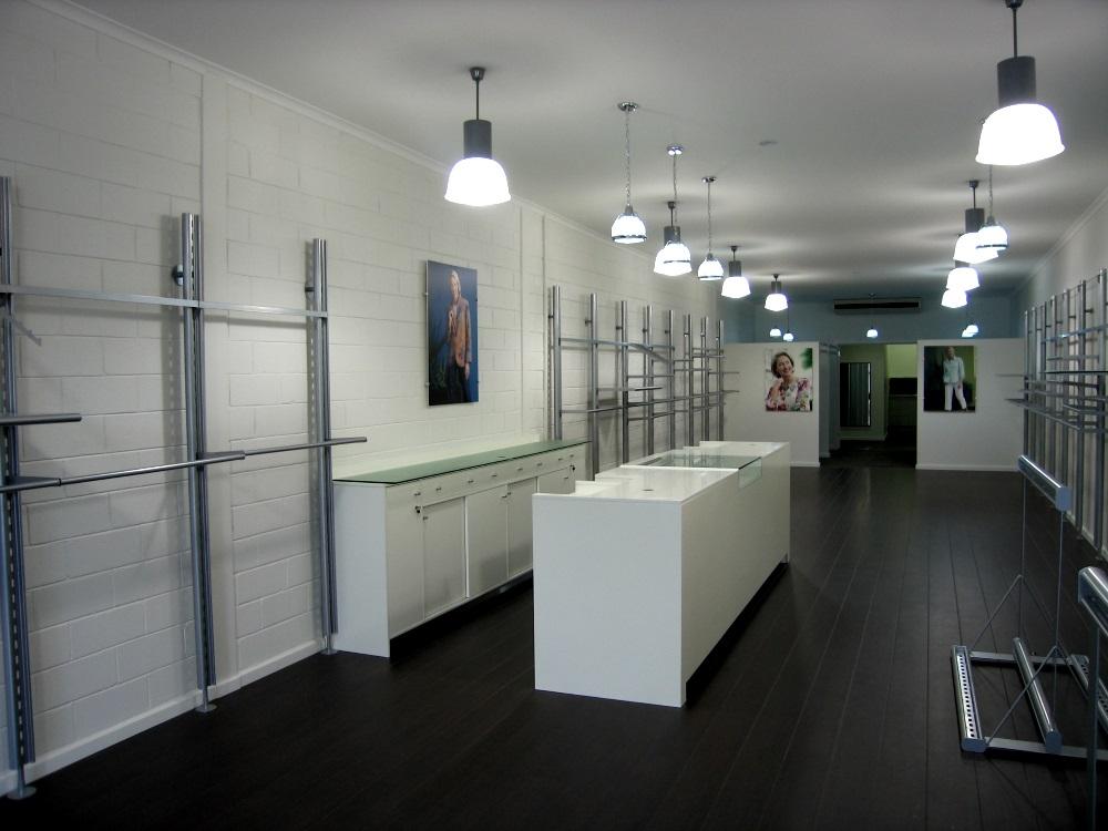 Fella Berwick design field interiors fashion shop fitout42