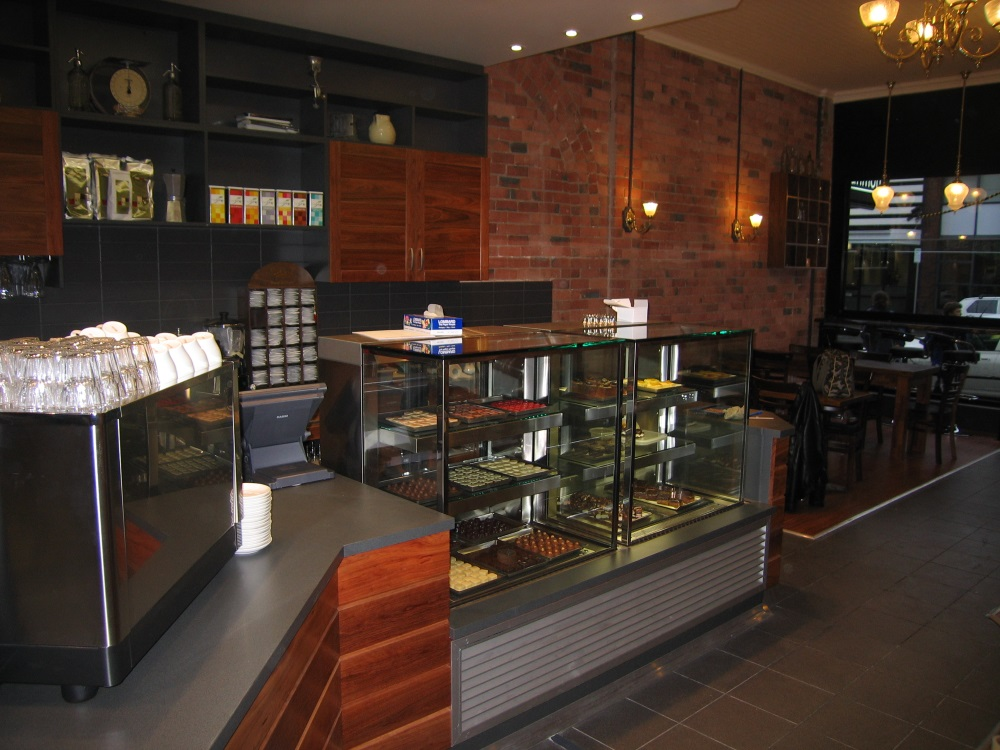 Hospitality Shop Fitouts Brunswick