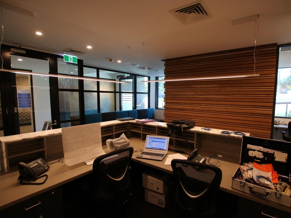 Office Design & Construction Docklands